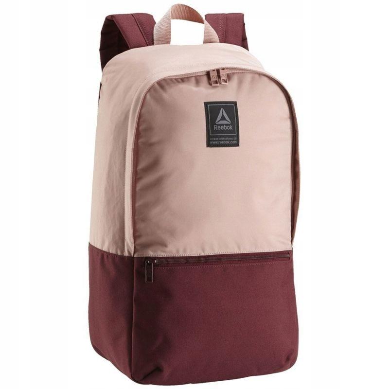 Plecak Reebok Style Found EC5441 różowy różowy
