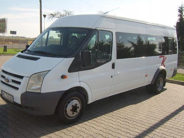 Ford Transit-Tourneo 17 miejsc