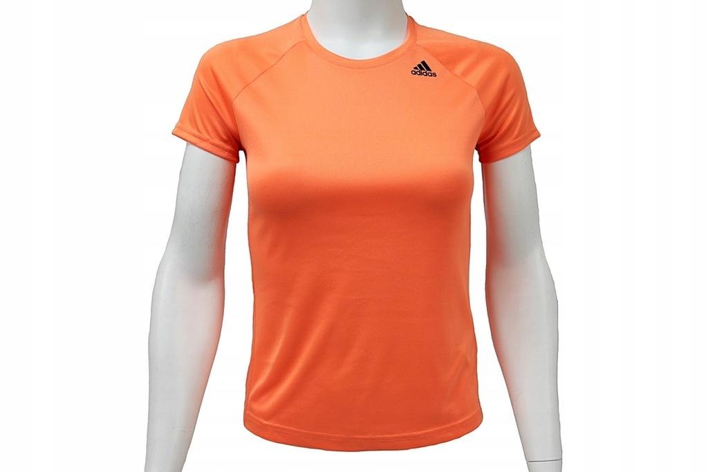 ADIDAS D2M TEE LOSE (L) Damski T-shirt