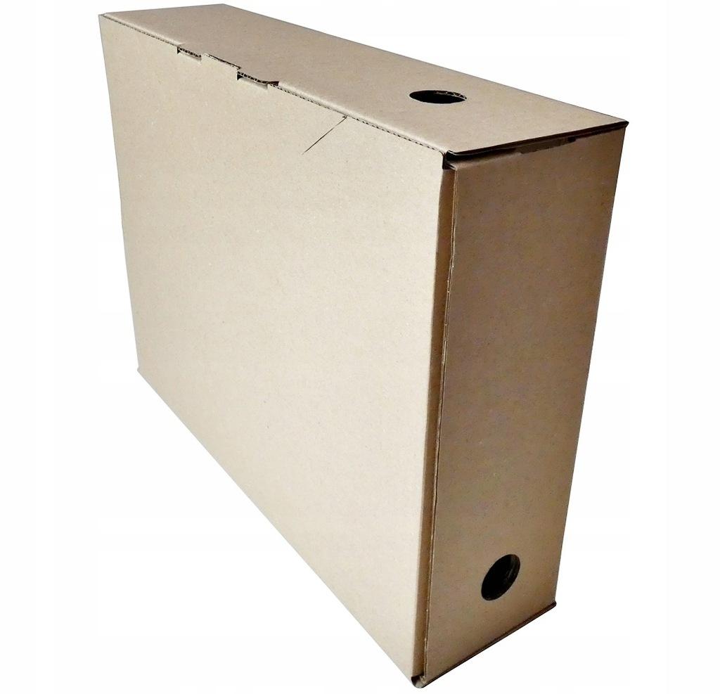 Pudełko Archiwizacyjne A4 - 335x90x255 - 50 szt.