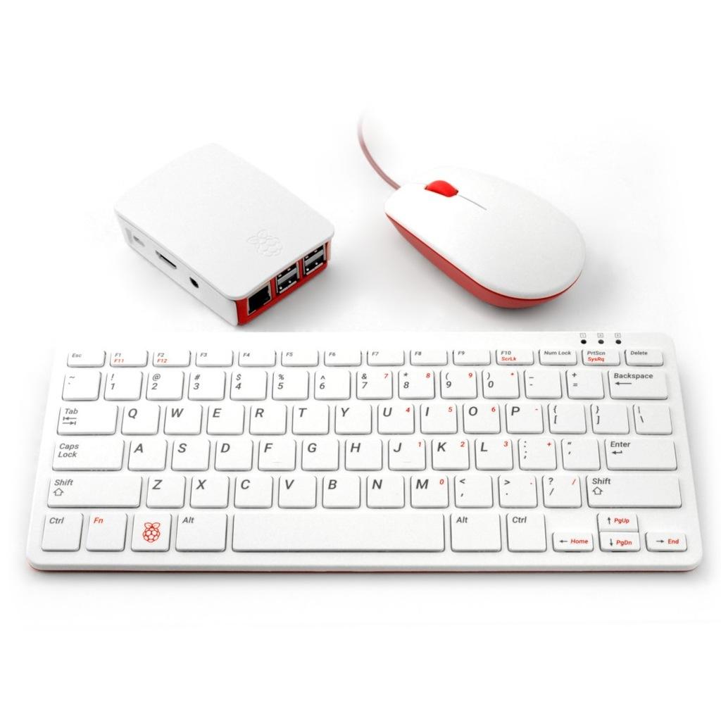 Zestaw Raspberry Pi 3B+ WiFi Official Plus