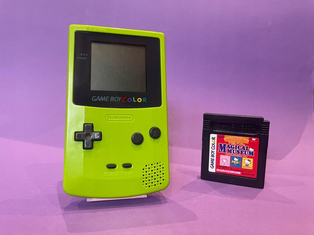 Nintendo Game Boy Color GREEN