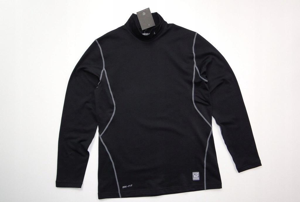 Koszulka NIKE PRO COMBAT Golf HyperWarm Ocieplana