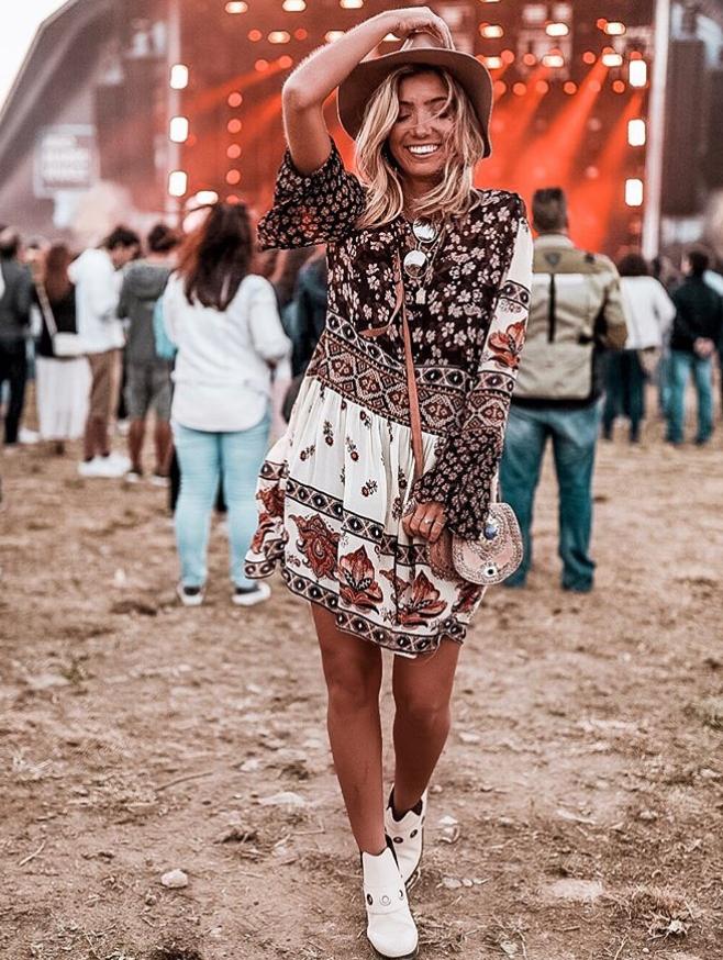 Zara sukienka patchworkowa z haftem S 36
