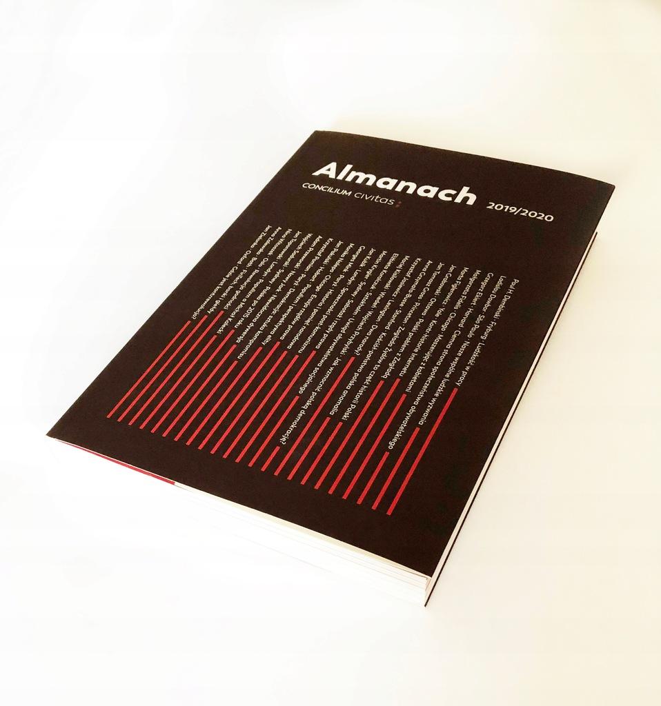 Almanach Conilium Civitas z podpisami