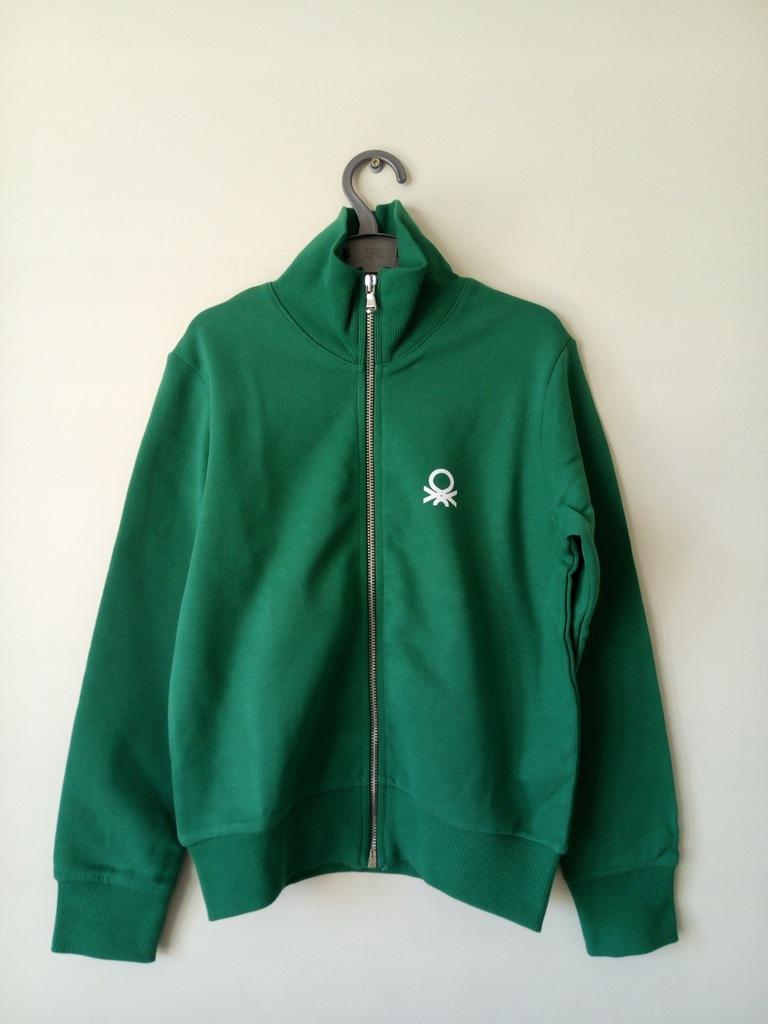 Benetton nowa z metkami bluza dla chłopca 140 cm