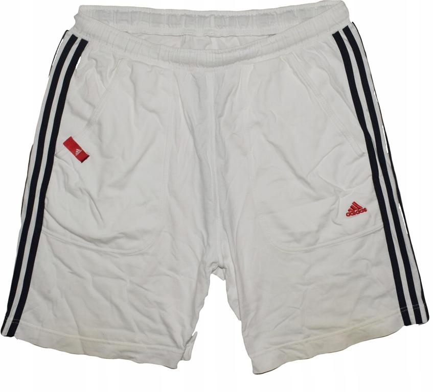 Adidas L klasyczne bawełniane krótkie spodenki