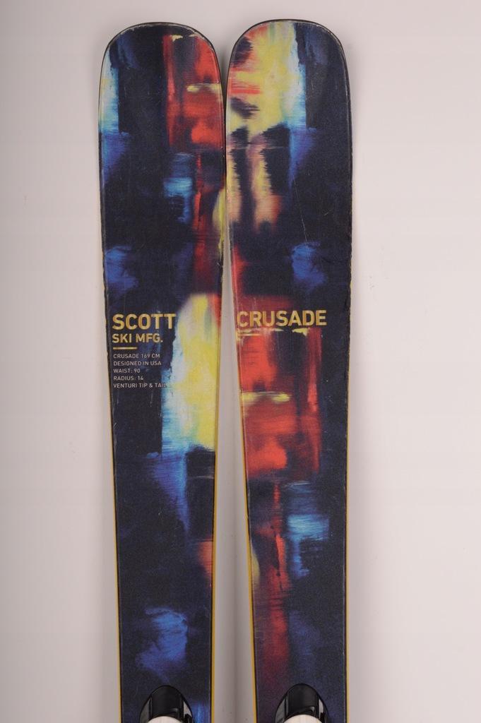 Narty Freeride Scott Crusade 169cm