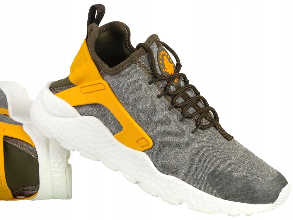 Nike Huarache Run portowe buty adidasy półbuty do biegania