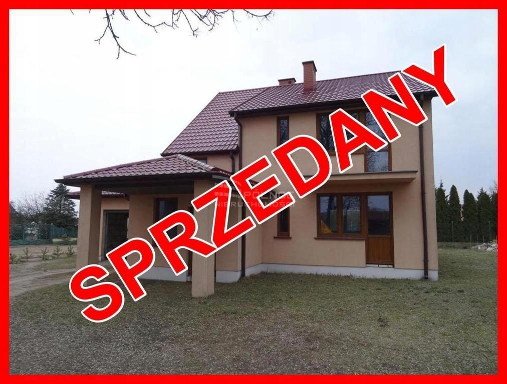 Dom, Ostrołęka, 143 m²