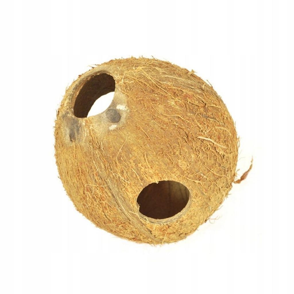 Skorupa kokosa Happet 1/1 nieszczotkowana 3 szt.