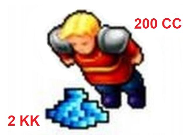 TIBIA REFUGIA 2KK 200 CC