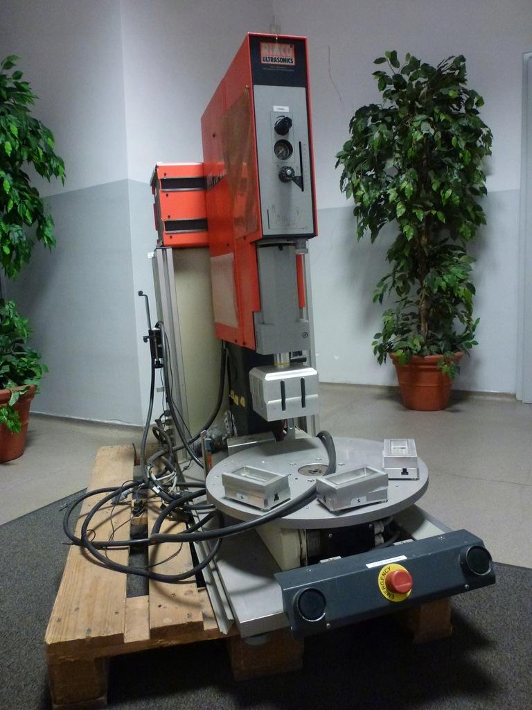Zgrzewarka ultradźwiękowa RINCO MP202