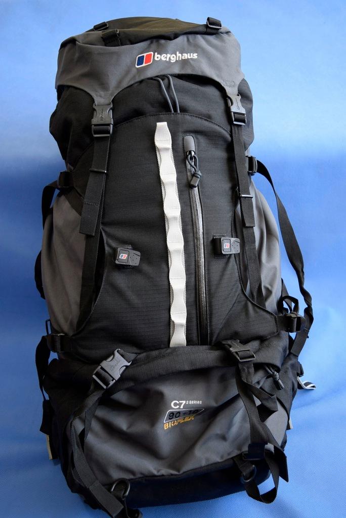 BERGHAUS C7 2 Series 90+10 BIOFLEX Plecak wyprawow