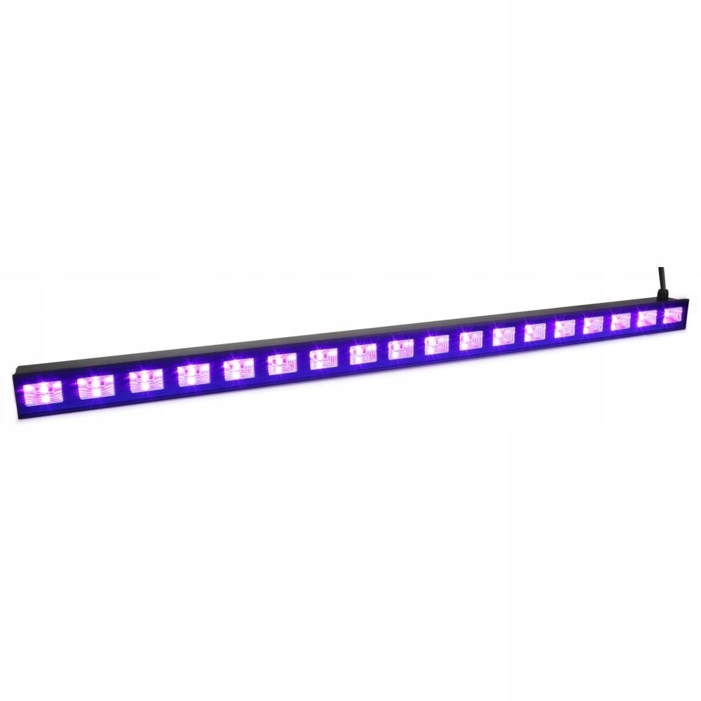 MOCNA Belka LED-UV18 BAR UV BUV183 18x3W