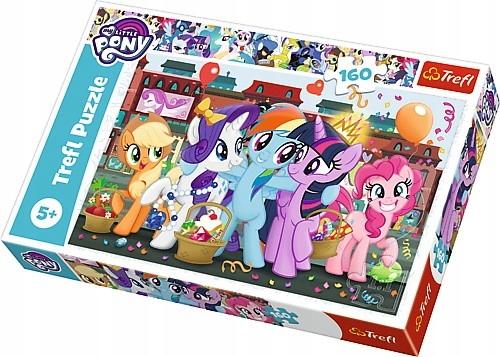 Trefl Puzzle 160 elementów - My Little Pony,