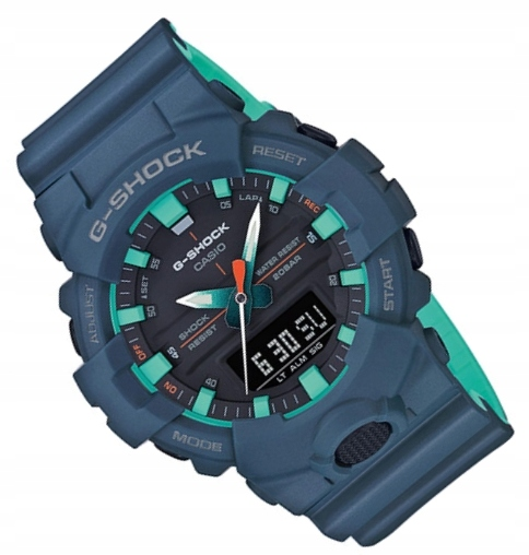 Zegarek męski Casio G-Shock GA-800CC 2A BOX+TORBA