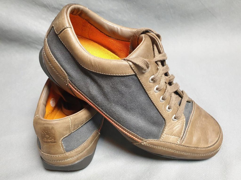 TIMBERLAND męskie sneakersy roz. 45 - 29cm IDEAŁ