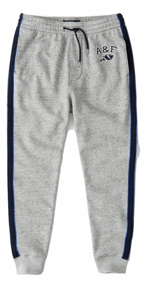 spodnie dresowe Abercrombie jogger L 30% dresy