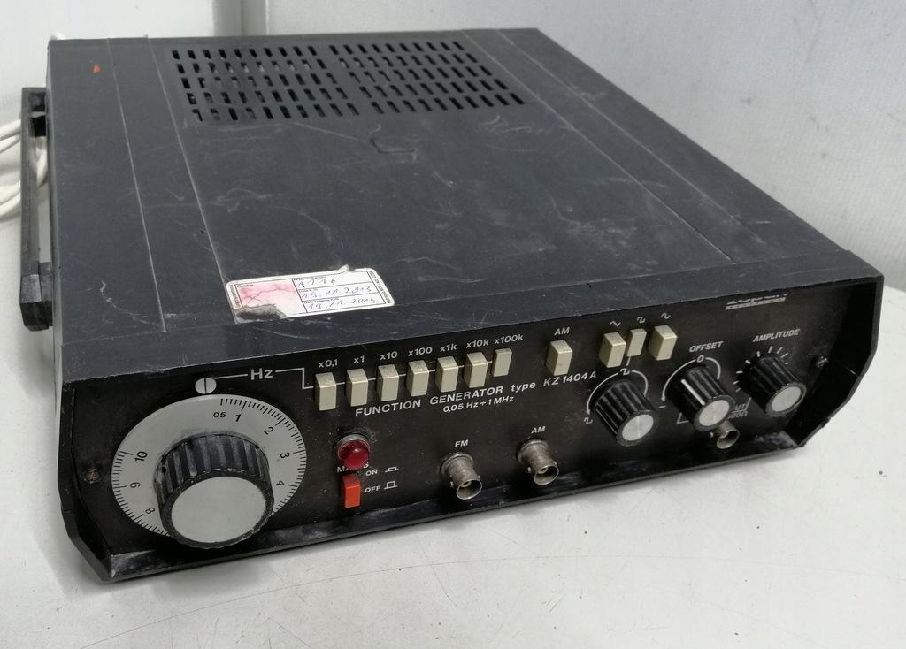 Generator częstotliwości ZOPAN KZ 1404 A