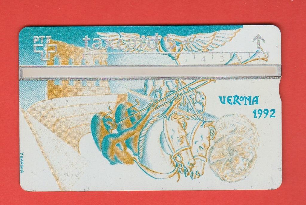 SZWAJCARIA Verona pełna fauna konie / seria 204L