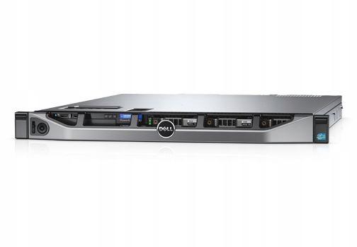 Dell R430, 2 x E5-2620 V3, 64GB, H330, 4 x 600GB