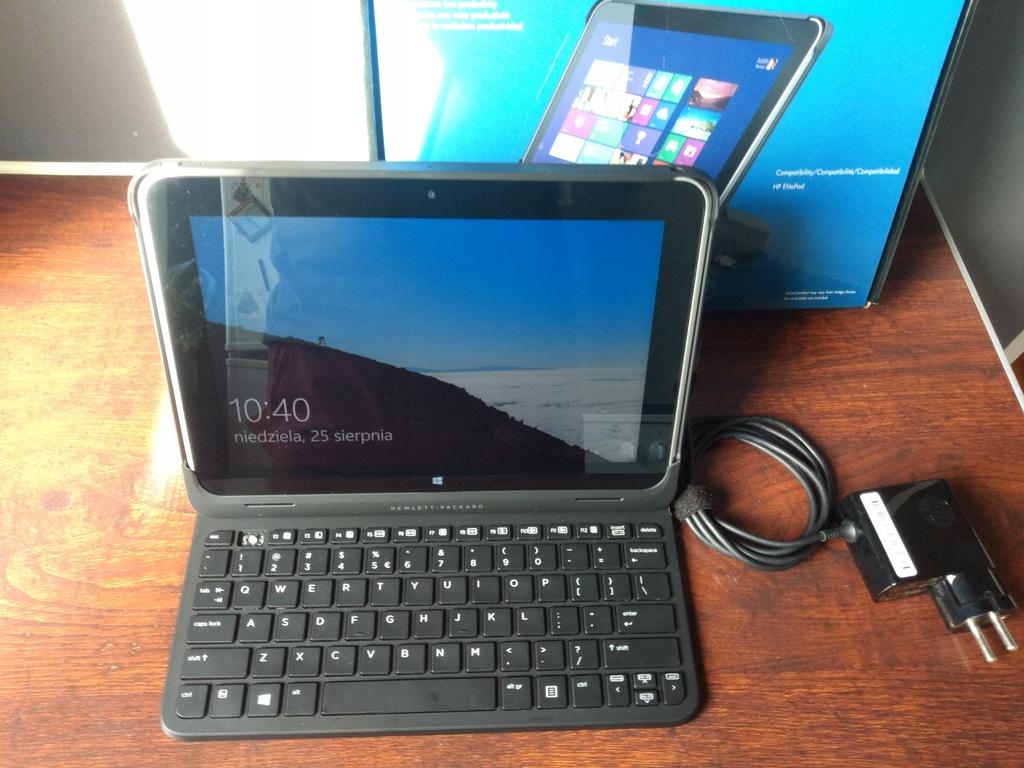 HP ElitePad 1000 G2 WIN_10 64/4GB