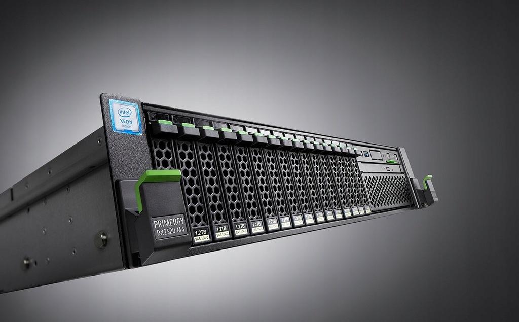 Serwer RX2520M4 4114 1x32GB EP420i NOHDD 6x1Gb