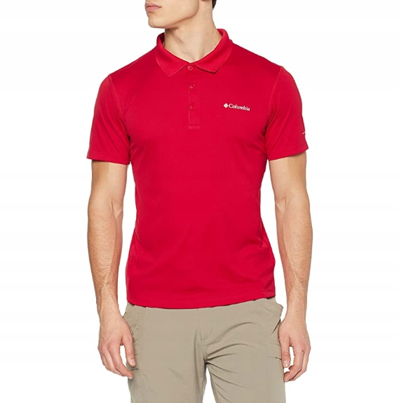 Koszulka męska polo Columbia Zero Rules rozm. XL