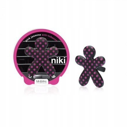 Mr&Mrs NIKI PINK JASMINE Scent for Car, Flower