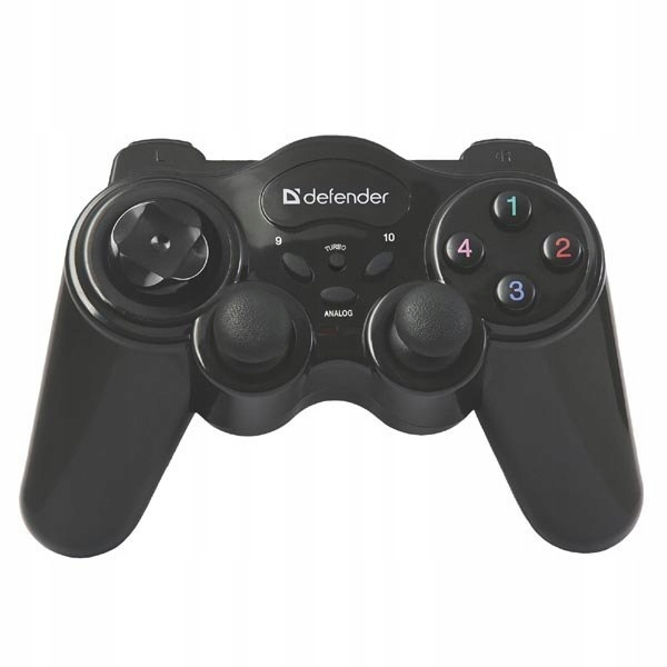 Gamepad Defender AAA, GAME MASTER WIRELESS, 2.4 GH