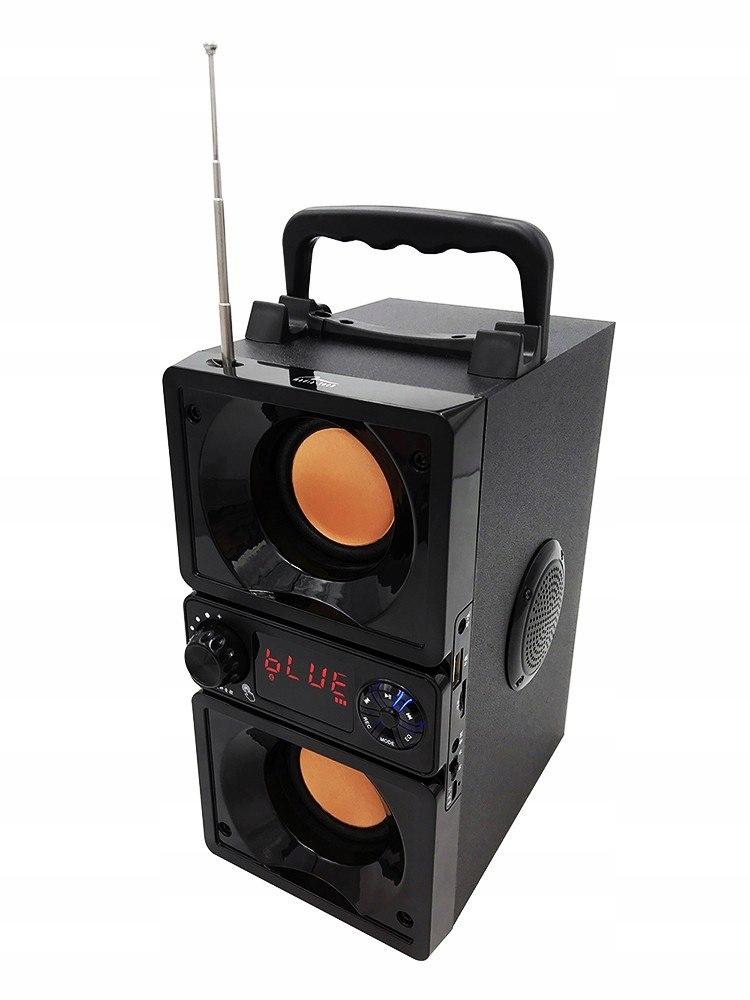 Kompaktowy głośnik Bluetooth MT3167