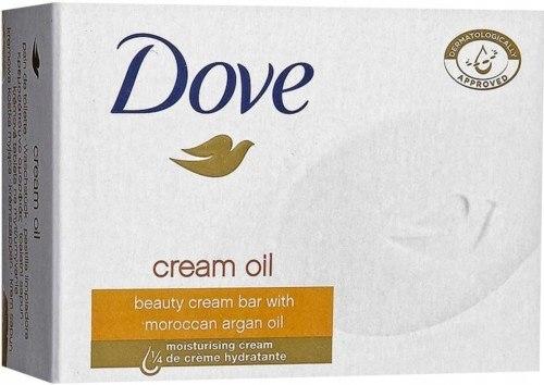 Dove Cream Oil Mydło 100g