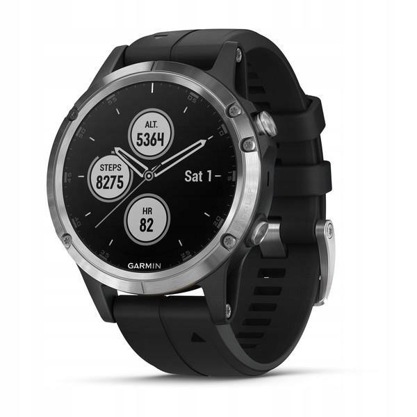 Zegarek sportowy Garmin Fenix 5 Plus 010-01988-11