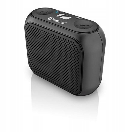 Muse M-312BT 2 W, Black, Portable, Bluetooth, Wire
