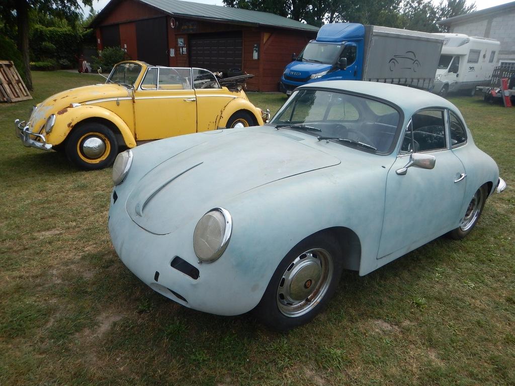 PORSCHE 356 C 1965 COUPE