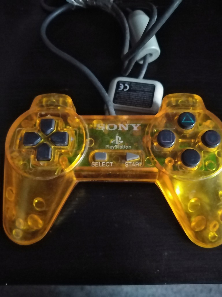 Pad PlayStation PSX PSOne Unikat