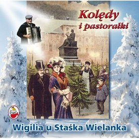 WIELANEK 24 KOLEDY WIGILIA U STAŚKA CD FOLIA