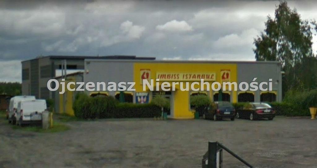 Komercyjne, Osielsko, Osielsko (gm.), 500 m²