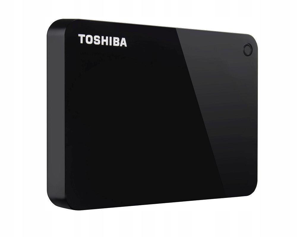Dysk zewnętrzny Toshiba Canvio Advance 2TB, USB 3.
