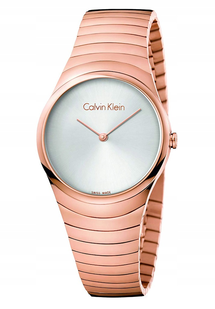 Zegarek CALVIN KLEIN K8A23646 SWISS MADE złoty