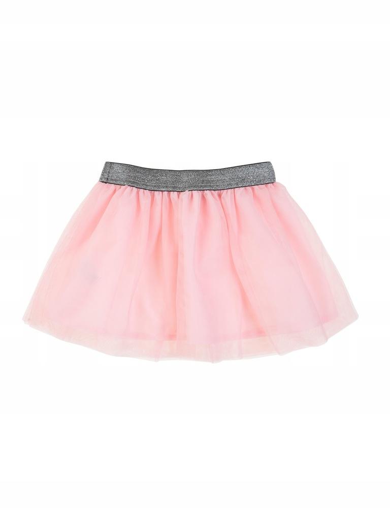 TXM spódnica dziewczęca 110 JASNY RÓŻOWY