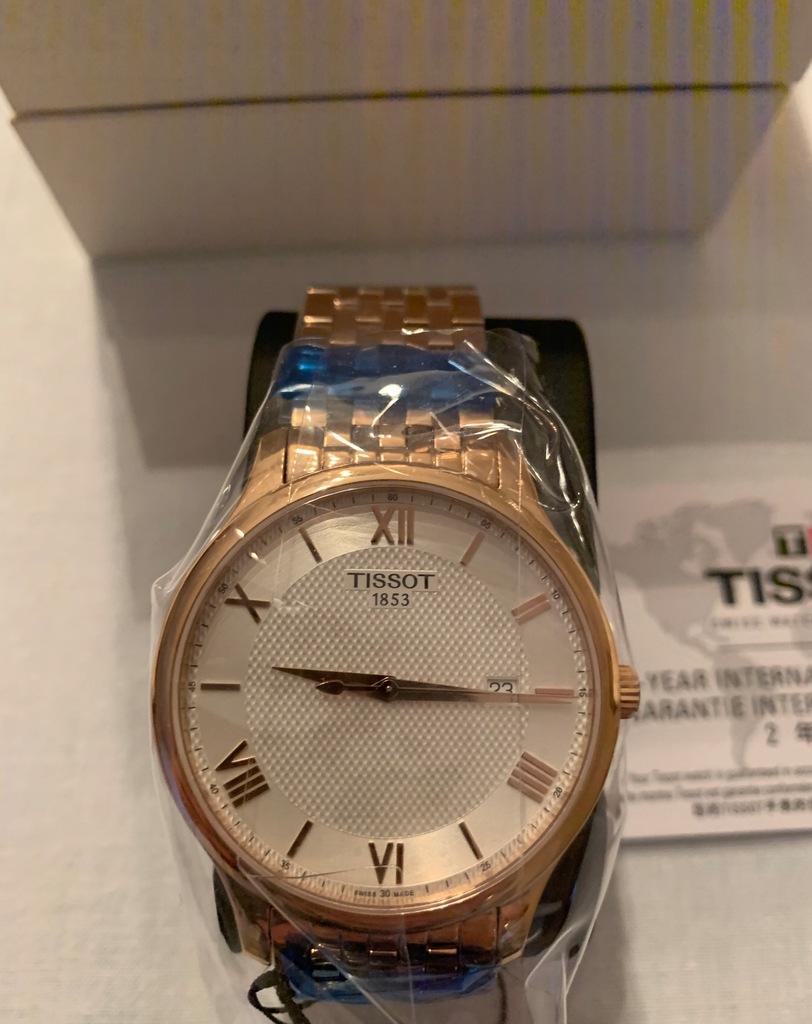 Zegarek Tissot T0636103303800