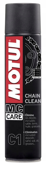 Motul C1 Chain Clean 0,4L MC CARE