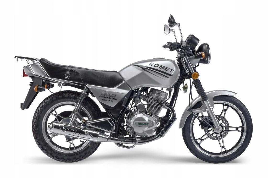 Motocykl Romet K125 Fi Zk Euro 4 Gratisy Krakow 8201877063 Oficjalne Archiwum Allegro