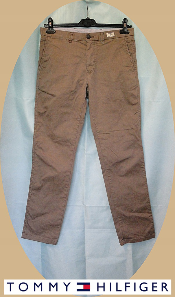 TOMMY HILFIGER - spodnie męskie