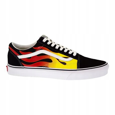 VANS OLD SKOOL FLAMES 8G1PHN 46