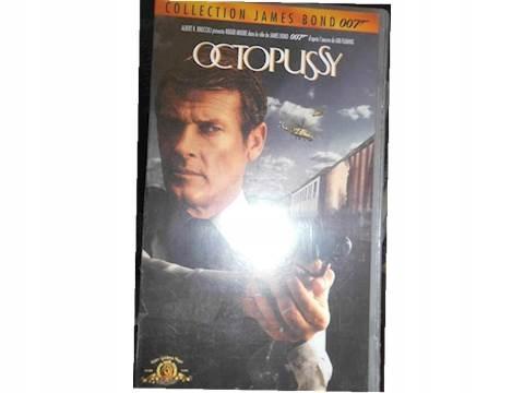 Octopussy 007 - VHS kaseta video