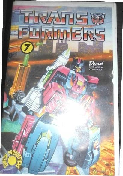 Transformers cz. 7