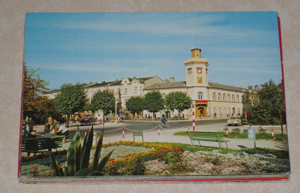 Zestaw 25 pocztówek Radomsko (z522)